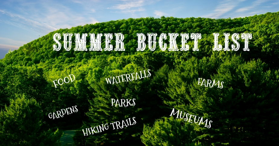 The Summer BucketList